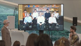 [CONNECT, BTS] Press conference @ London