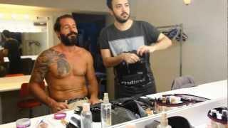 Men's Health - Nihat Altınkaya Backstage