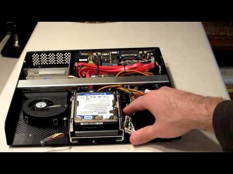 LIAN LI PC-Q05 Thin Mini-ITX Chassis