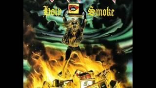 Iron Maiden - Holy Smoke cover