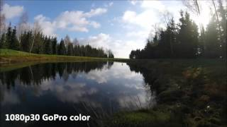 NEW UPDATE GoPro hero 4 session | protune settings (GoPro tip 15)