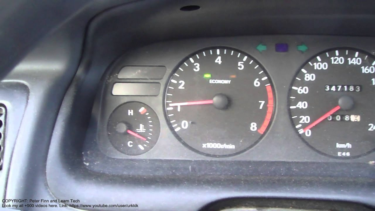 Thermostat Broken How To Notice It Fast Way In Toyota Corolla Youtube 4afe Wiring Diagram A Bit Share Here