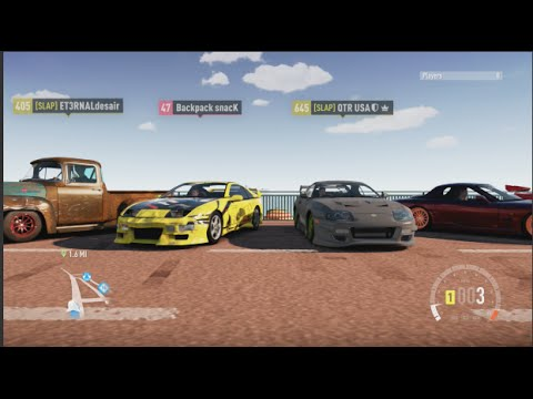 FH2 GoPro - Follow The Leader Online LC - Mazda RX7 13B Built