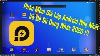 LDplayer - Phần Mềm Giả Lập Android Nhẹ và Dễ Dùng Nhất 2020 ??!!