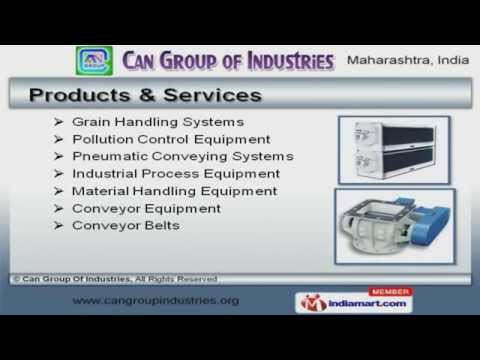 Material Handling Equipments  By Can Group Of Industries, Nagpur