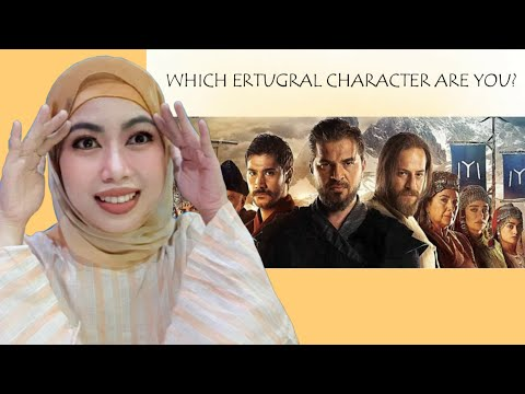 Trying Dirilis Ertugrul Quiz   Which Ertugrul Character Are You?