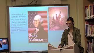 Bella Anne - George Washington