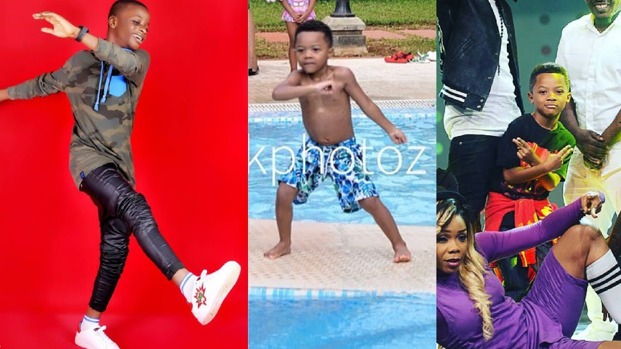 Download Peter Okoye's Son Vs Destiny Boy In Dance Competition