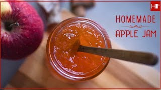 Gambar cover Homemade Apple Jam || Easy to make || Recipe