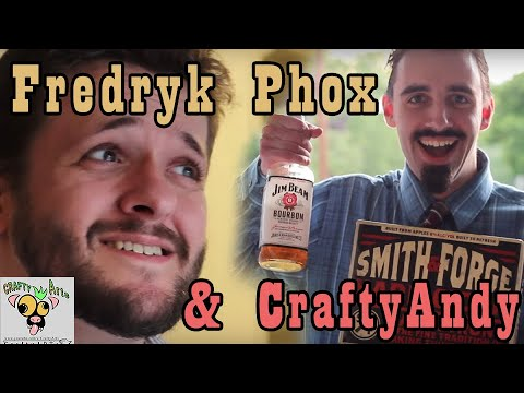 Mathew Gafford/Fredryk Phox Interview A Fox In Space Animated Parody