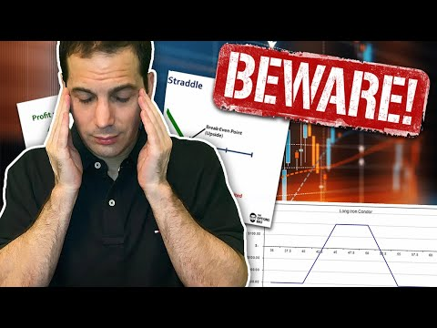 Options Trading Strategies: Iron Condors, Straddles and Strangles CAUTION