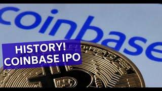 Coinbase IPO Direct Listing - Symbol: COIN