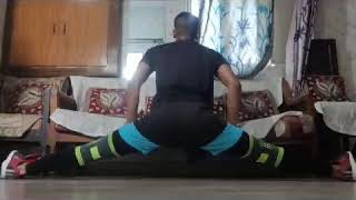 постер к видео Home workout in lockdown
