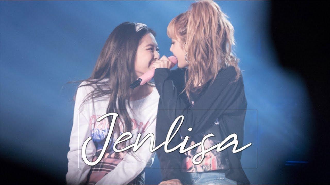 Jenlisa Moments in 2-day Seoul Concert || BLACKPINK [Jennie x Lisa]