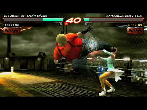 Tekken 6 Download Game Psp Ppsspp Psvita Free