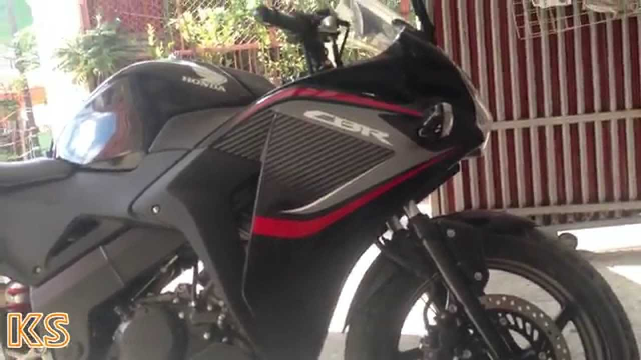 Bike stickers design for cbr 150 - Honda Cbr 2015 Best Sticker On Ks