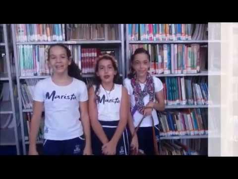 4º Ano A: Luiza Zago, Maria Luisa e Bela