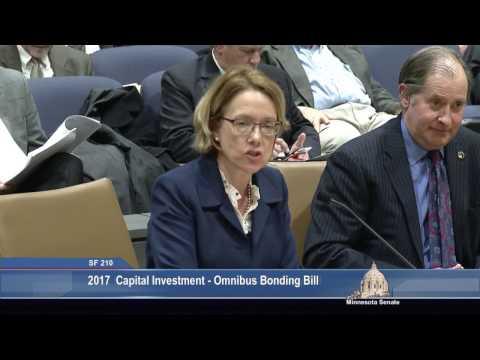 Senate Panel Okays Bonding Plan