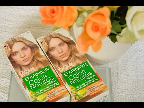 Garnier Color Naturals, Tentatii Naturale, 9N Blond Foarte deschis natural