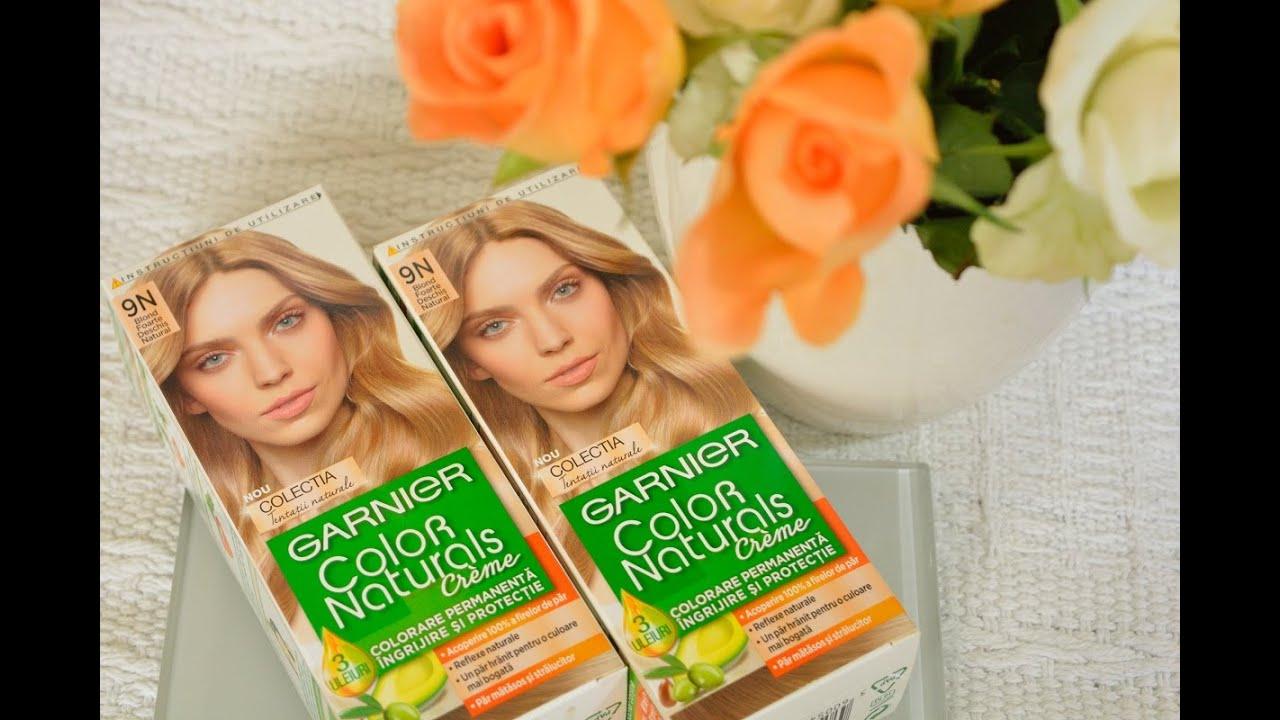 Garnier Color Naturals Tentatii Naturale 9n Blond Foarte Deschis
