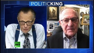 Alan Dershowitz: Trump is safe from impeachment -- for now.