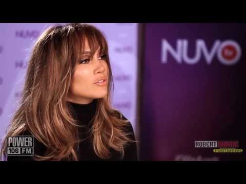 Jennifer Lopez Speaks On The Launch Of Nuvo Tv