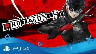 Persona 5 | Introducing the Protagonist | PS4