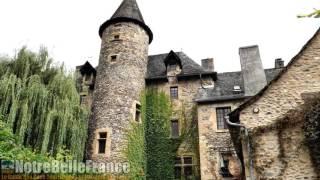 Sainte-Eulalie-d'Olt, la Cité médiévale au bord du Lot (notrebellefrance)