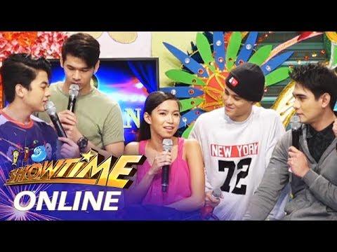 It's Showtime Online: TNT Luzon contender Jennifer Maravilla