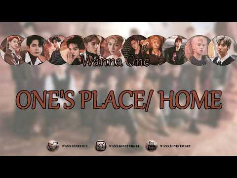 Free Download [türkçe Altyazılı] Wanna One- One's Place/ Home Mp3 dan Mp4
