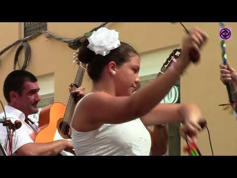 Panda Verdiales Raíces de Álora - Feria Málaga 15-08-2017