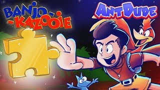 Banjo-Kazooie   The Tale of Bird and Bear - AntDude