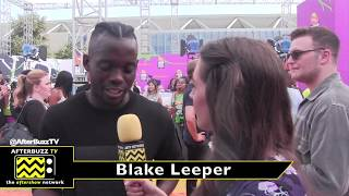 Kids Choice Sports Awards interview with Blake Leeper