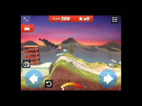 Bridge Constructor Stunts Android Gameplay IOS