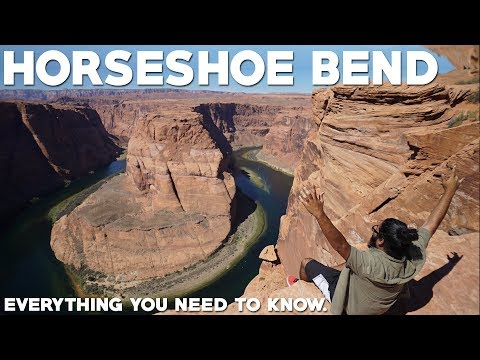 Horseshoe Bend Travel Guide: Everything you need to know.