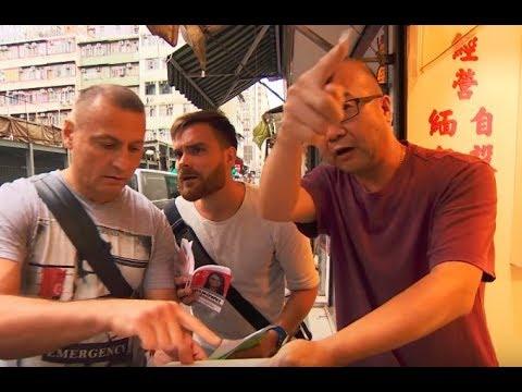 Uczestnicy szaleją na targu w Hongkongu. Tego nie było w TV! [Agent-Gwiazdy]