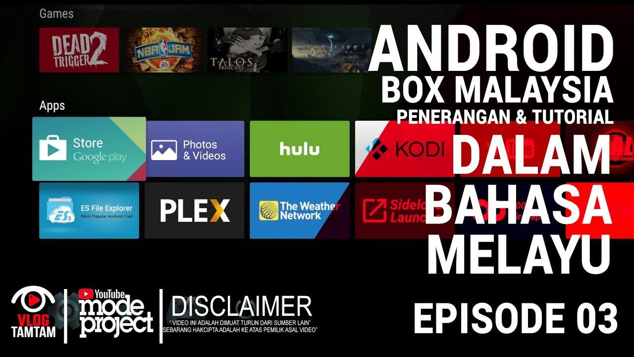 Android Box - Yang Mana Sesuai Untuk Orang Malaysia MAX 3 Mini #androidbox