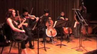 Ostinato Quintet - Aaron Moore (LIVE at ROD, CalArts)
