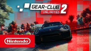 Gear Club Unlimited 2 - Launch Trailer (Nintendo Switch)