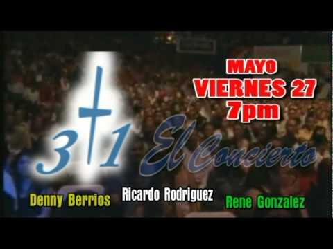 1er Aniversario 3+1 Concierto Radio Vision Salinas