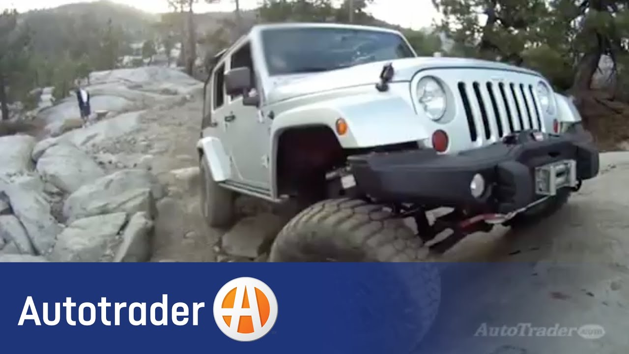Off Road Vehicle Essentials | Autotrader - YouTube