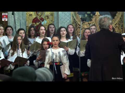 "Concert de muzica religioasa sustinut de Corala ""Fantasia"""