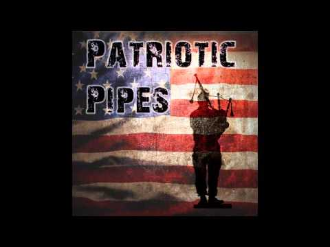 Star Spangled Banner on Bagpipes