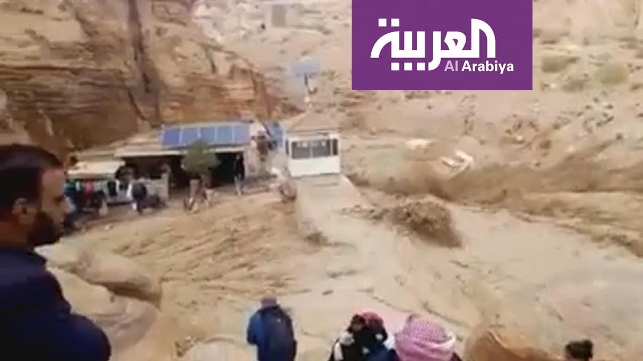 أمطار الجمعة تتسبب بسيول في السعودية والكويت والأردن