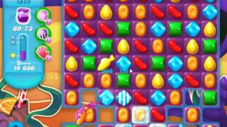 Candy Crush Soda Saga Level 1089 - NO BOOSTERS
