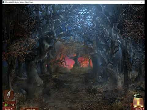 ASMR/AVRIC Midnight Mysteries Salem Witch Trials |
