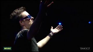 Muse-Uprising live Firefly festival 2017 (Good audio)