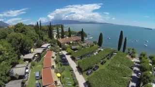 Camping Ideal Molino Lago di Garda - Gardameer Italië - San Felice del Benaco
