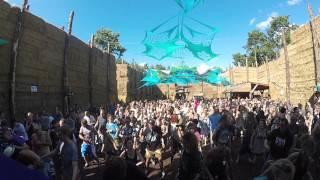 OxiDaksi - Freakaminoise @ Psy-Fi Festival 2015 Netherlands
