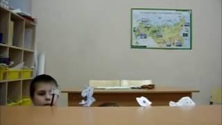 Уроки английского языка для детей на продленке школы Макарун